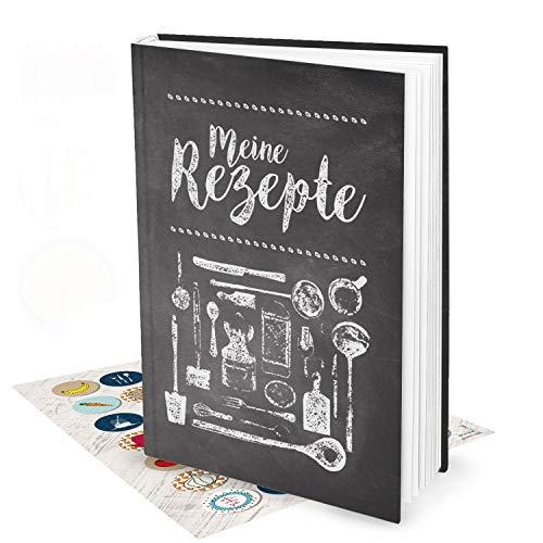 Kochbuch für eigene Rezepte