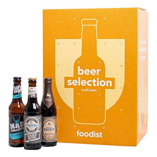 Foodist Premium Bier Adventskalender 2020