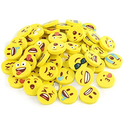 Emoji-Radiergummis