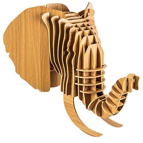 Holz-Steckfigur
