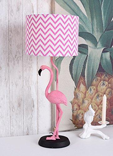 Flamingo-Tischlampe