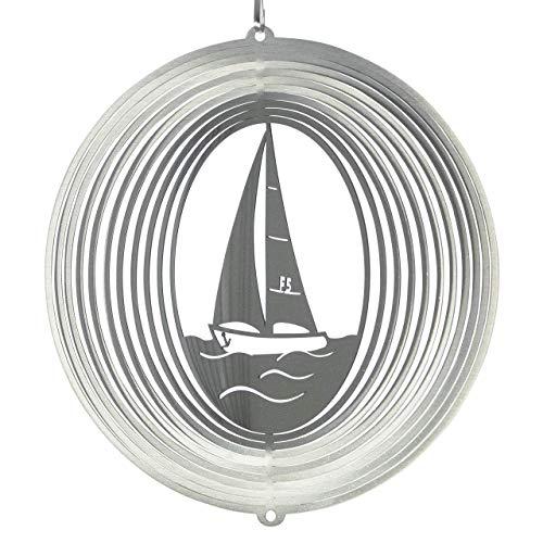 Windspiel Segelboot