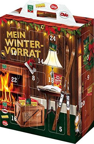 Funnyfrisch Knabber-Adventskalender