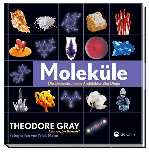 Moleküle-Buch