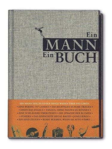 Ein Mann. Ein Buch.