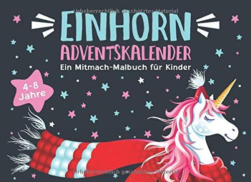Mitmach-Malbuch-Adventskalender