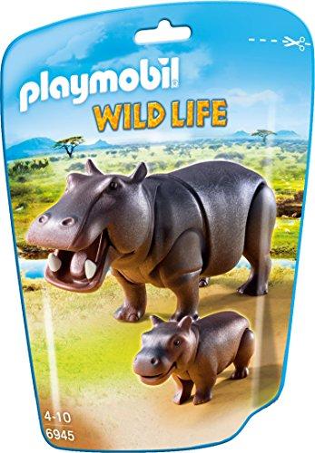 Nilpferd-Playmobil