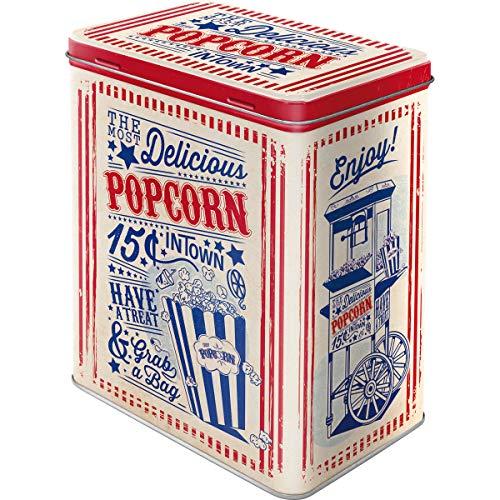 Popcorn-Vorratsdose