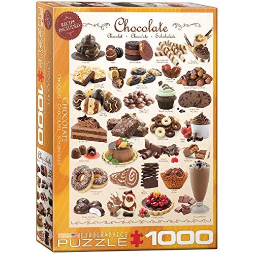 Schokoladen-Puzzle