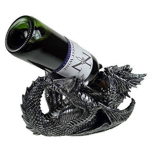 Drachen-Flaschenhalter