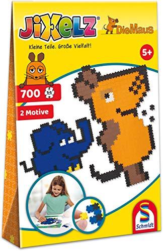 Jixelz-Kinderpuzzle