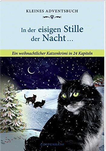 Katzenkrimi in 24 Kapiteln
