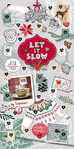 Hygge-Adventskalender 'Let it slow'