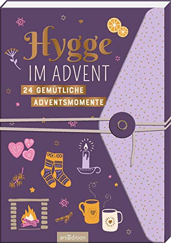Buch-Adventskalender Hygge
