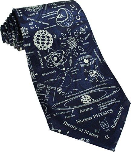 Kernphysik-Krawatte