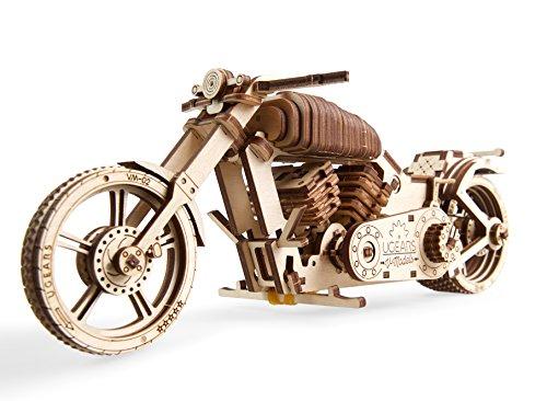 Motorrad-Modellbausatz