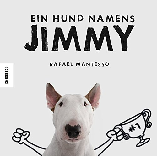 Geschenkbuch: Ein Hund namens Jimmy