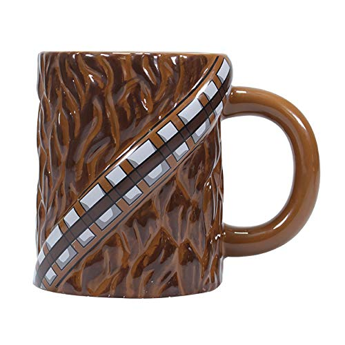 Chewie-Keramiktasse