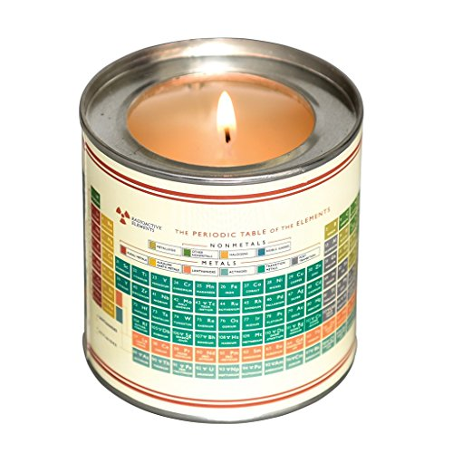 Periodensystem-Duftkerze