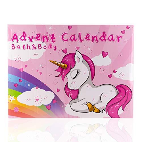 Accentra Beauty-Adventskalender Unicorn