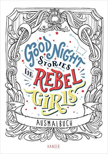 Ausmalbuch für Mädchen
