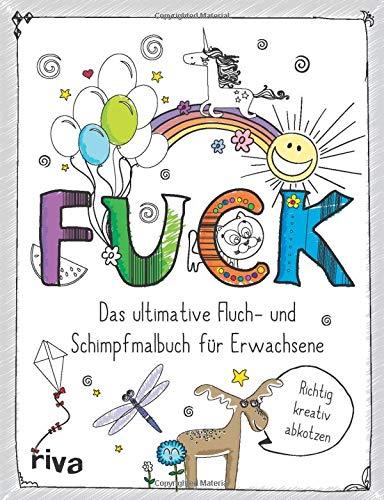 Schimpfwort-Malbuch