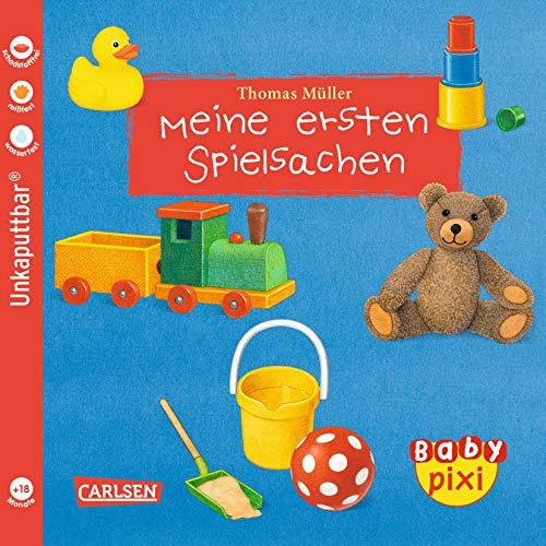 TIPP: Baby Pixi-Bücher