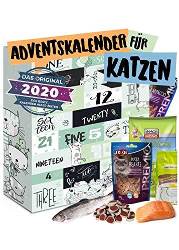 Katzen Adventskalender 2020 I Adventskalender für...
