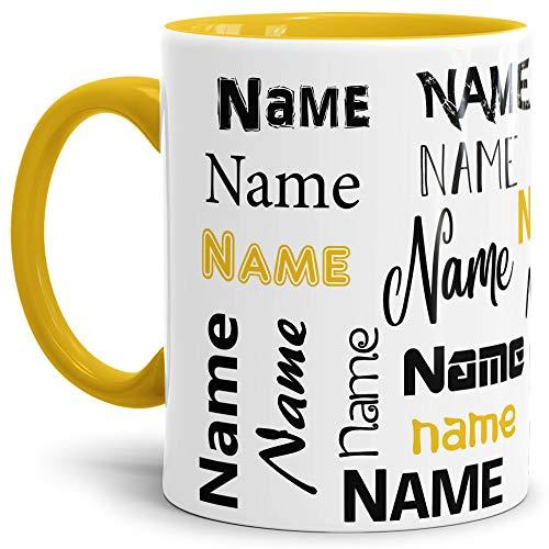 Namens-Tasse