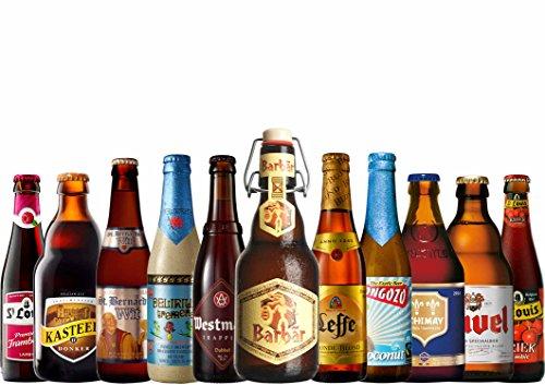 Belgisches Bier-Geschenkset