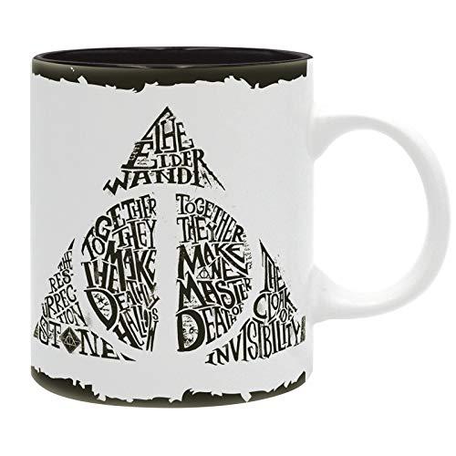 Die Heiligtümer des Todes-Tasse