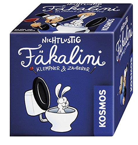 Fäkalini-Würfelspiel