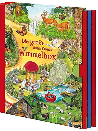 Wimmelbuch-Set