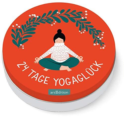 Yoga-Adventskalender in der Dose