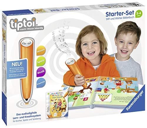 Ravensburger tiptoi Starter-Set 00806: Stift und...