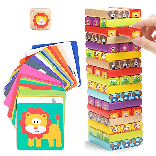 Nene Toys - Pädagogisches Kinderspiel ab 3 Jahre -...