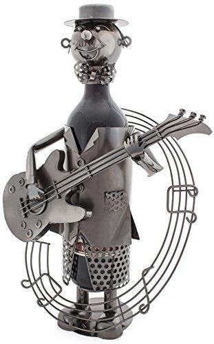 Musikalischer Flaschenhalter