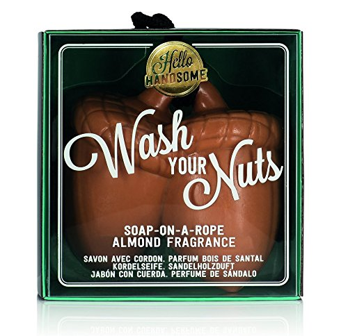 Wash your Nuts-Seife