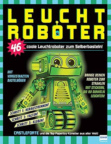 DIY-Roboter-Papertoys