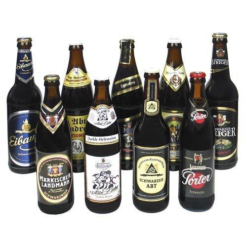 Dunkles Bier Geschenkset