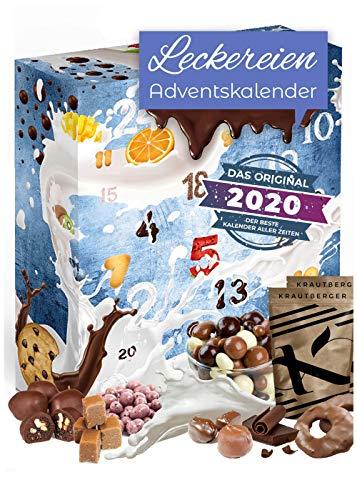 Snack-Adventskalender von Boxiland