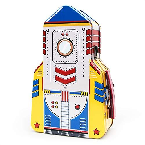 Raketen-Lunchbox