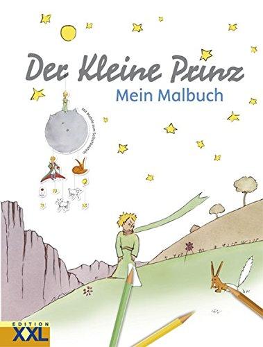 Der Kleine Prinz-Malbuch