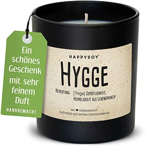 Sojakerze 'Hygge'