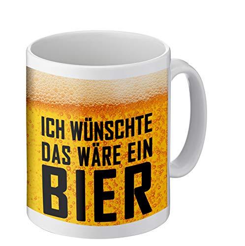 Geschenktasse für Biertrinker