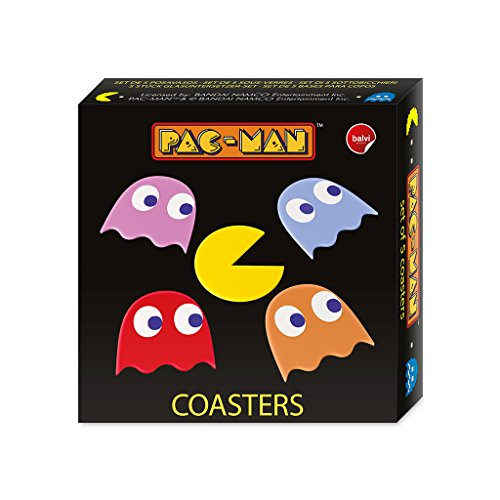 Pac Man-Untersetzer