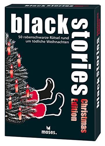 Black Stories Weihnachts-Edition