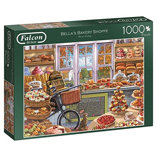 Bäckerei-Puzzle