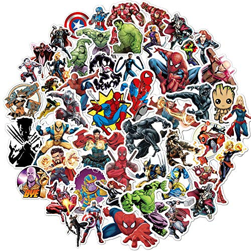 Marvel-Stickerset