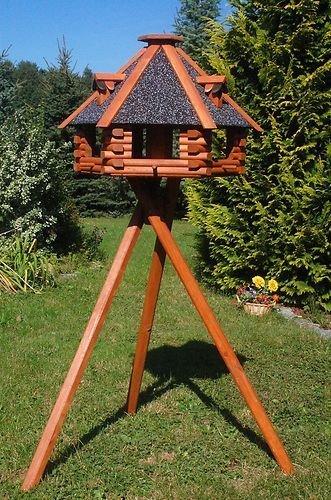 Ein Vogelhaus für den Garten